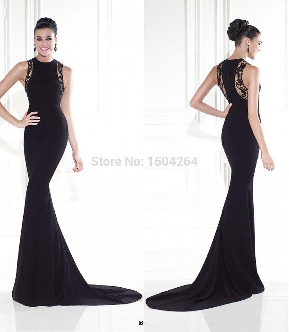 black formal dresses - Google Search | Black formal gowns ...