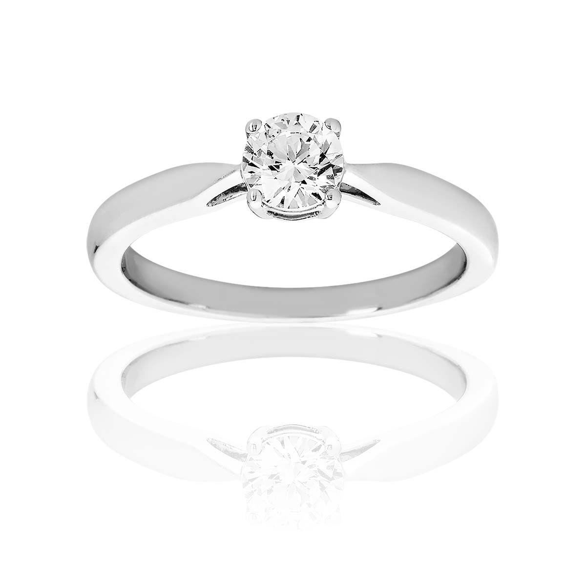 Diamant 4 7501000 Ct Solitaire Promesse Or 0 qSUzMVp