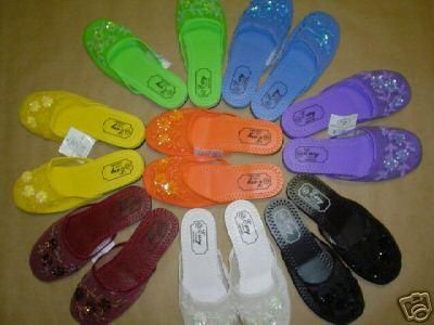 chinese slippers alot of girls were wearing these back in