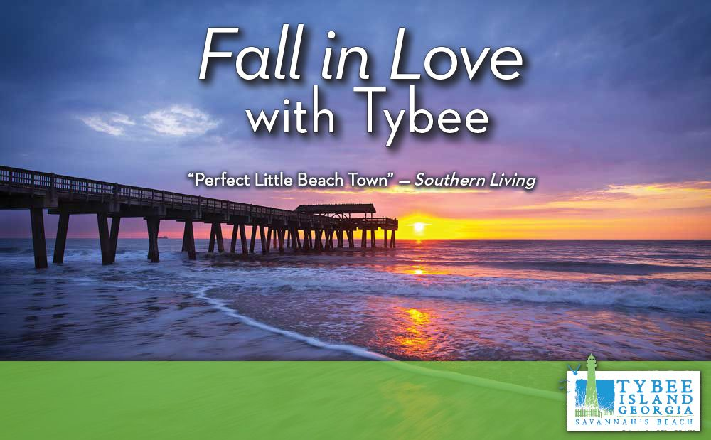 Beach Vacation Sweepstakes - Fall in Love with Tybee - Visit Tybee
