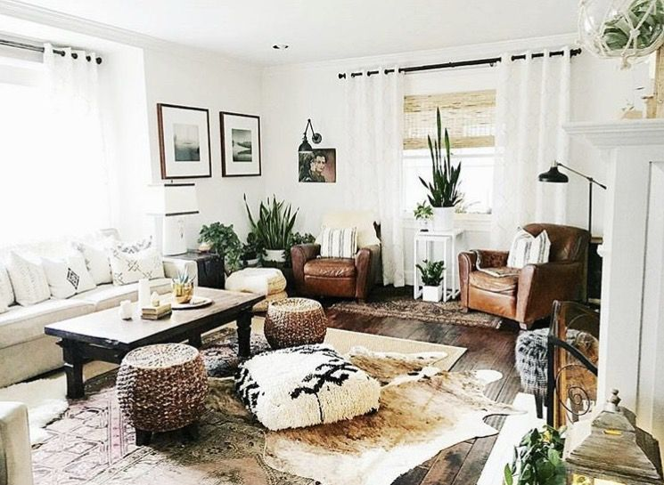 ♕ insta and pinterest @amymckeown5 for the home Pinterest - Wohnzimmer Braunes Sofa