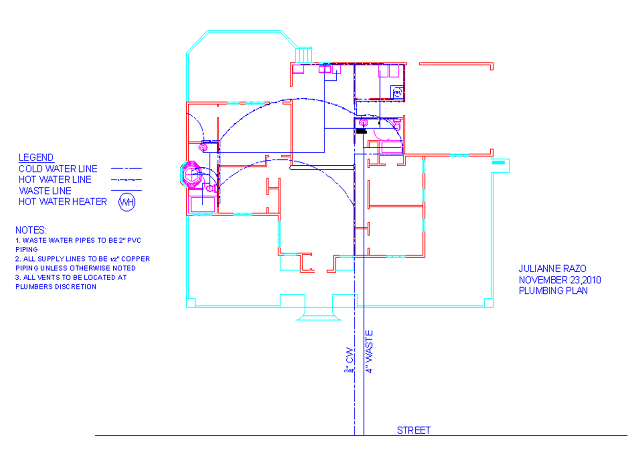 plumbing plan building science pinterest house plumbing plan