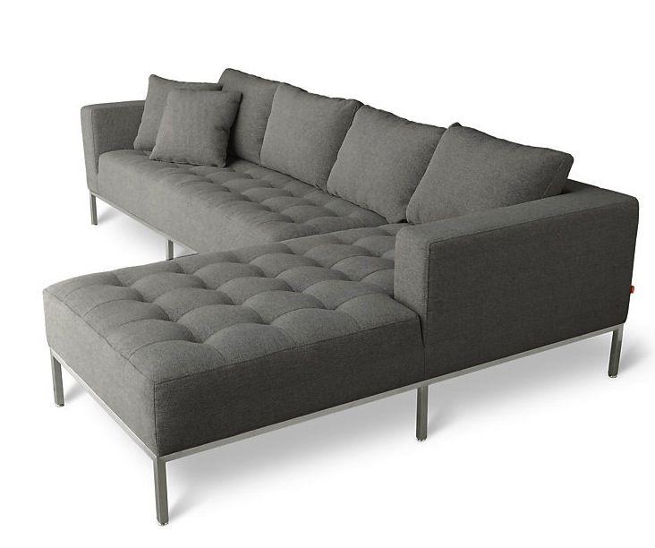 Gray Tufted Sectional Sofas With Recliners 10 Astonishing Sofa Photo Ideas