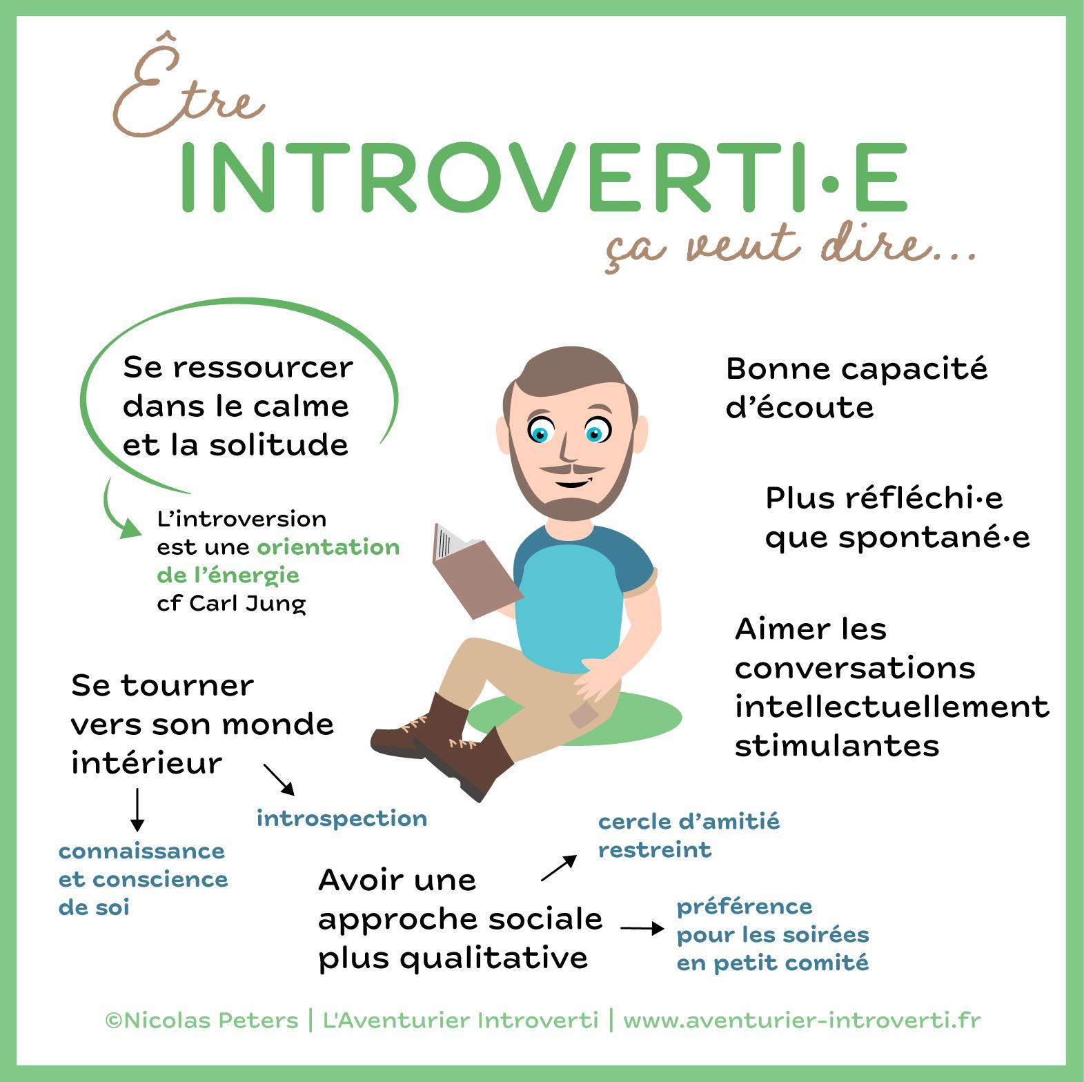 Introverti E Ca Veut Dire Quoi Introverti Psychologie Analyse Systemique
