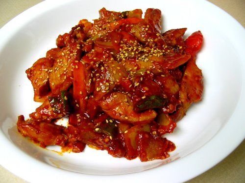 Spicy pork stir fry korean cooking recipes korean food asian spicy pork stir fry korean cooking recipes korean food asian fusion cooking recipes forumfinder