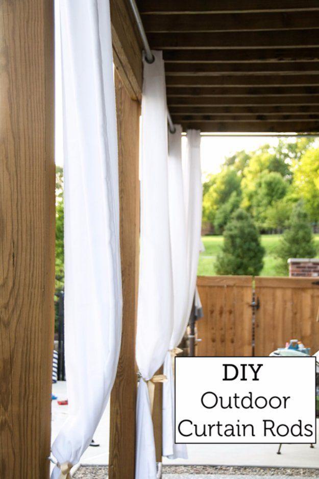 DIY Porch And Patio Ideas
