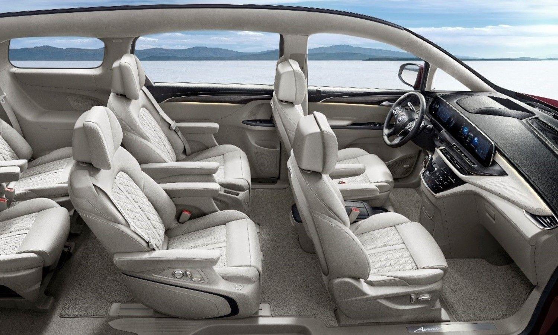 China Ya Disfruta Del Exclusivo Buick Gl8 Avenir En Version Ultrapremium General Motors Fotos De Coches Y China