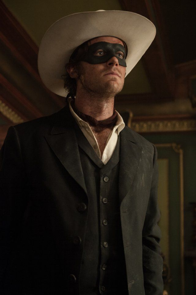 Still of Armie Hammer in The Lone Ranger