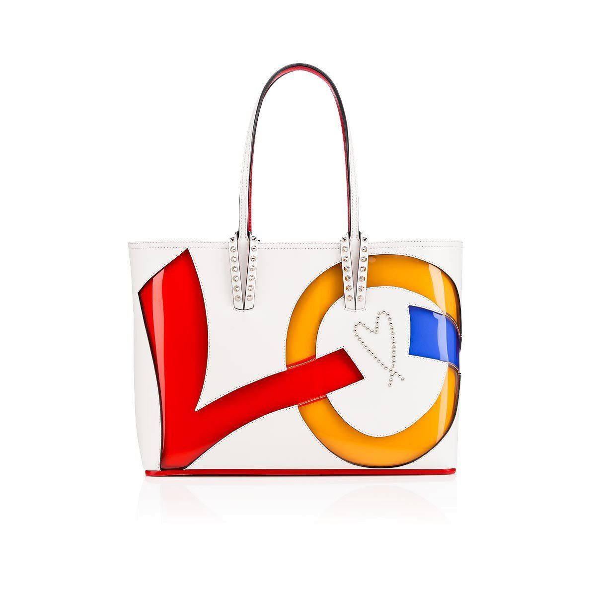 2d71deffc16 Christian Louboutin Cabata Love Tote Bag in 2019 | Products | Small ...