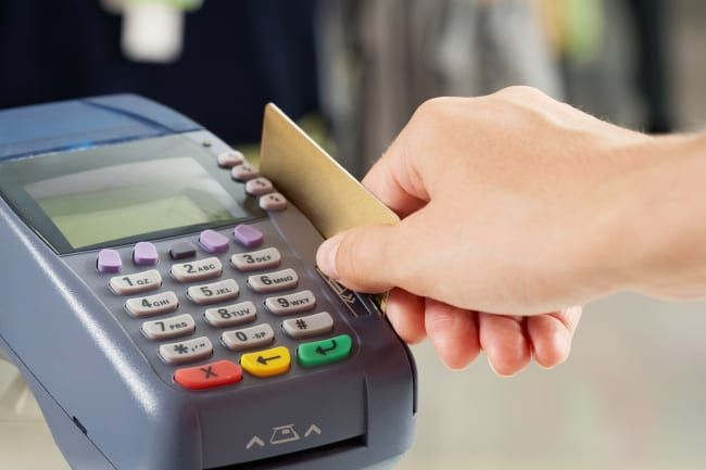 How To Save Money On Credit Card Processing Valued Merchant Services Credit Card Machine Card Machine Interest Calculator