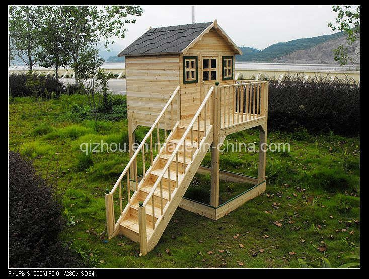 Backyard Playhouse | Outdoor Playhouses :: Childrens Wooden Playhouses, DIY  Playhouse
