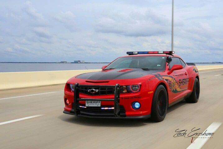 Sheriff Camaro Camaro Police Cars Chevrolet Camaro
