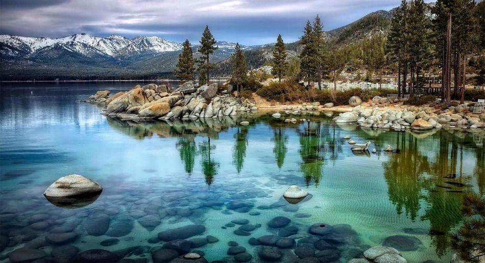 #campingactivities   Sand harbor lake tahoe, Lake tahoe ...