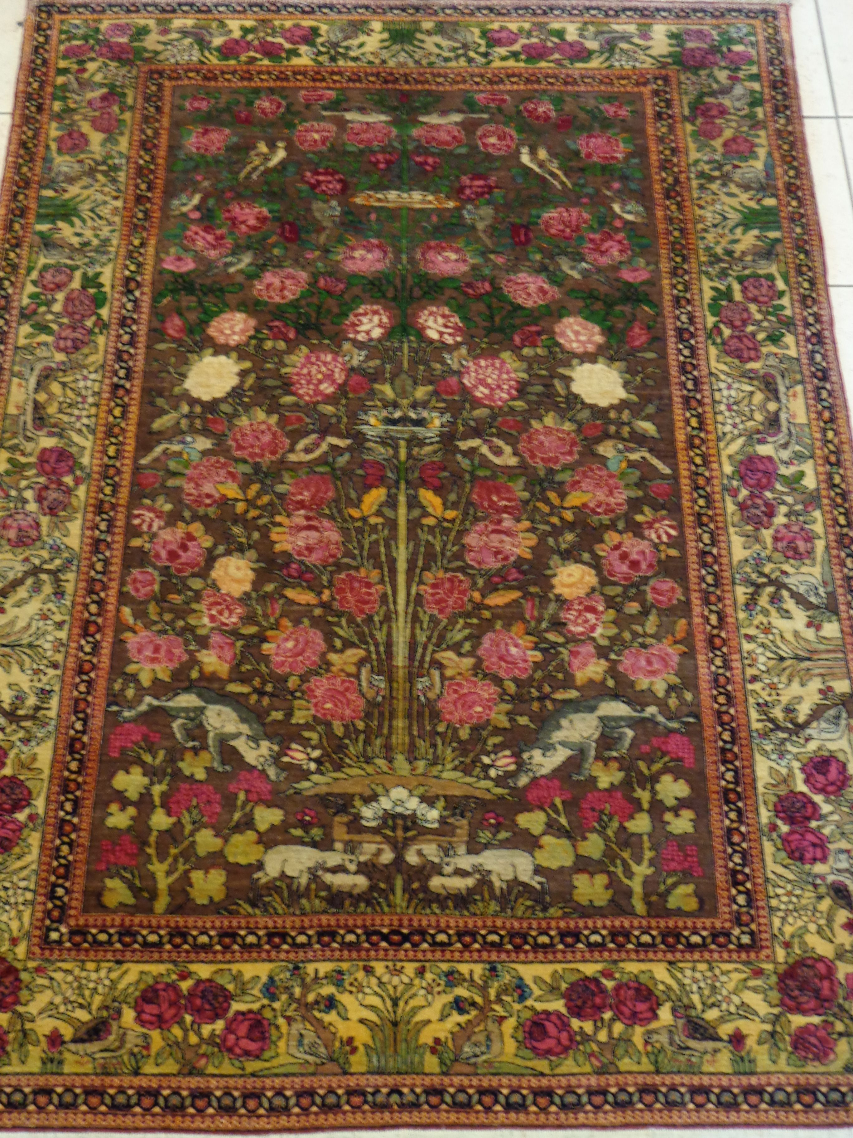 Persian Isfahan Ahmad Carpet Darius Germany Rugs On Carpet Rugs Oriental Carpets