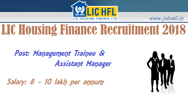 Lichfl Recruitment 2018 Assistant Manager And Management Trainee