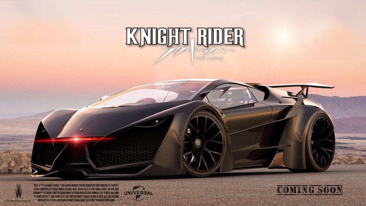 Knight Rider: The Movie 2015
