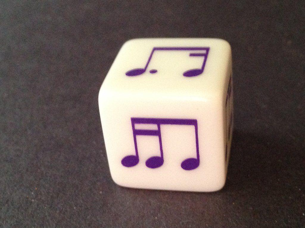 Advanced Rhythm Patterns Dice