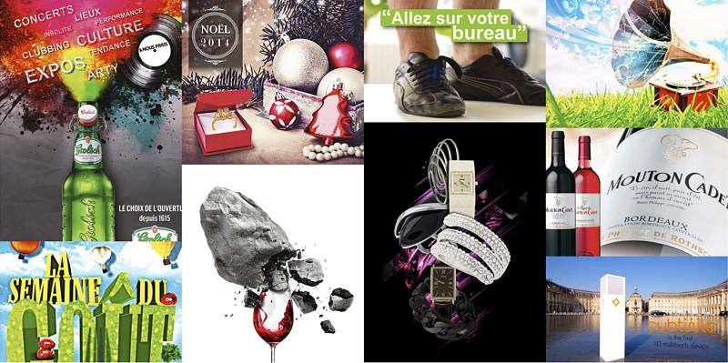 DIVCOM, graphiste freelance sur Bordeaux. Creation de vos supports de communication print, web et multimedia. http://www.divcom.fr