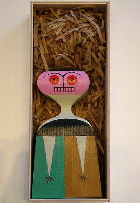 NIB Alexander Girard Wooden Doll #3 by VITRA. Free shipping. Compare to $189 DWR