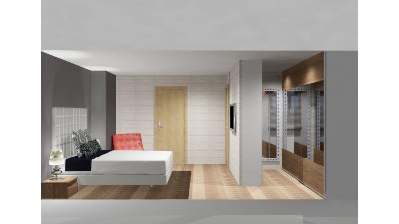 Dormitorio matrimonial con ba o y vestidor buscar con for Closet dormitorio matrimonial