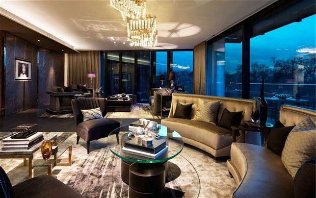 One Hyde Park The World S Most Expensive Apartments Opens Its Doors For First Time Telegraph