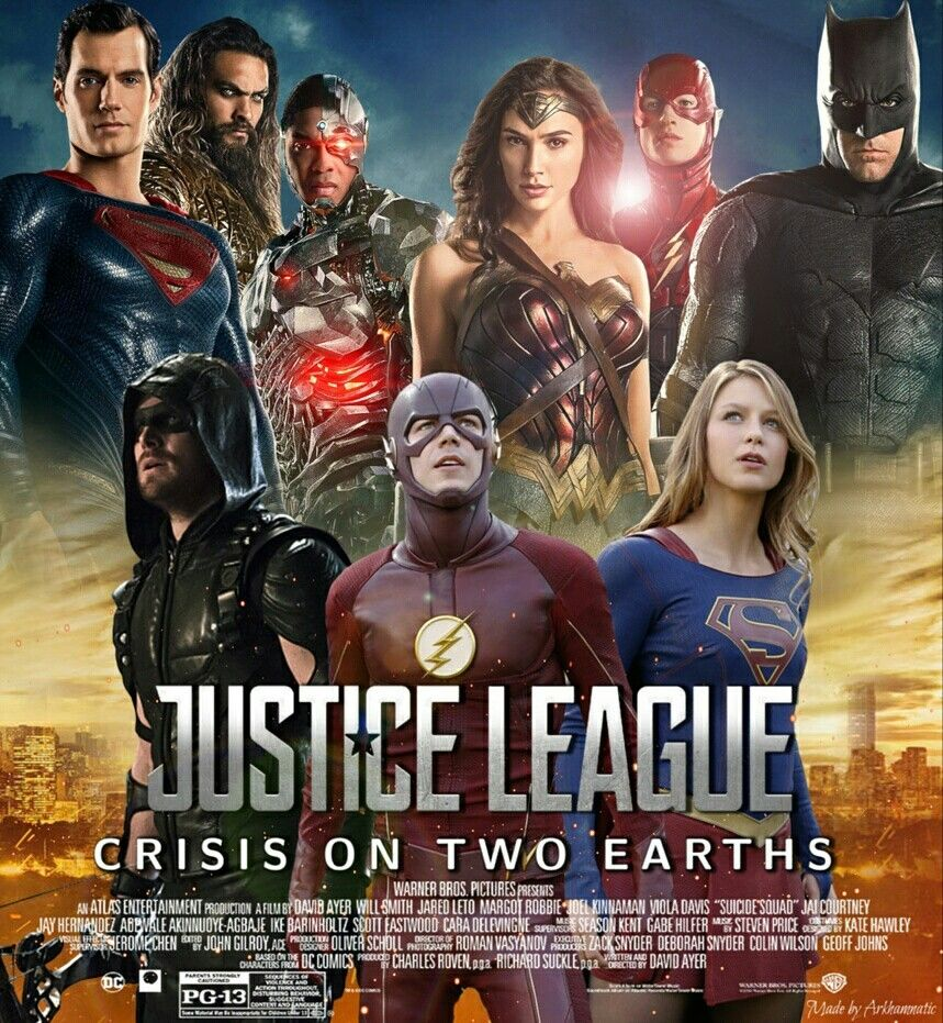 Pin By Man Of Steel On Justice League Cw Movie Series Justice League League Supergirl Tv