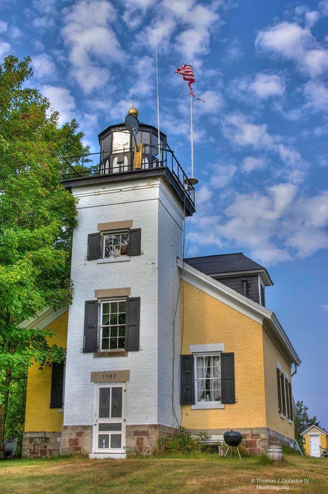 "Grand Island's ""North #Light"" - #Michigan    http://www.roanokemyhomesweethome.com"