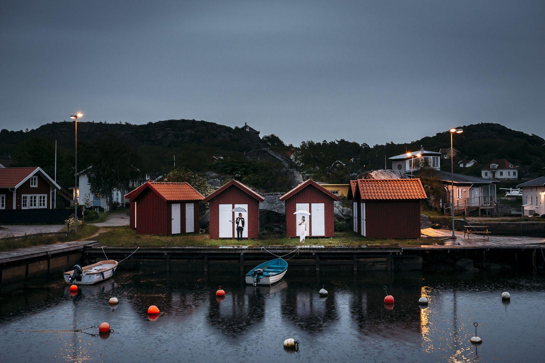 Henrik & Jenny - Axel & Berg - A Swedish Destination Wedding Photography Duo