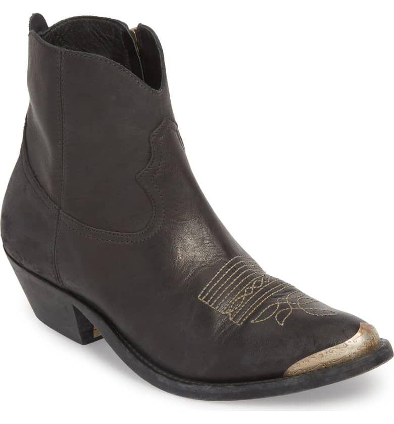 ef728fe0820 Young Western Bootie, Main, color, BLACK | Need New Boots | Shoe ...