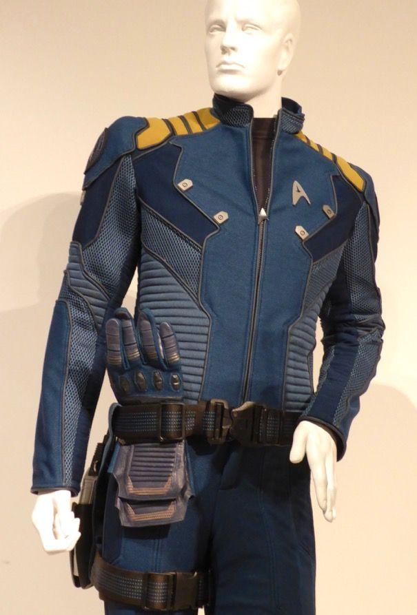 Star Trek Beyond Starfleet Survival Suit Costume Detail Star Trek