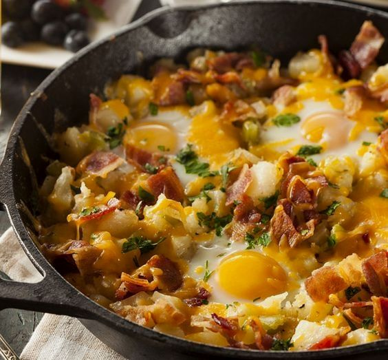 Bacon Hash Is A Keto Diet Recipe. If You Are Looking For A