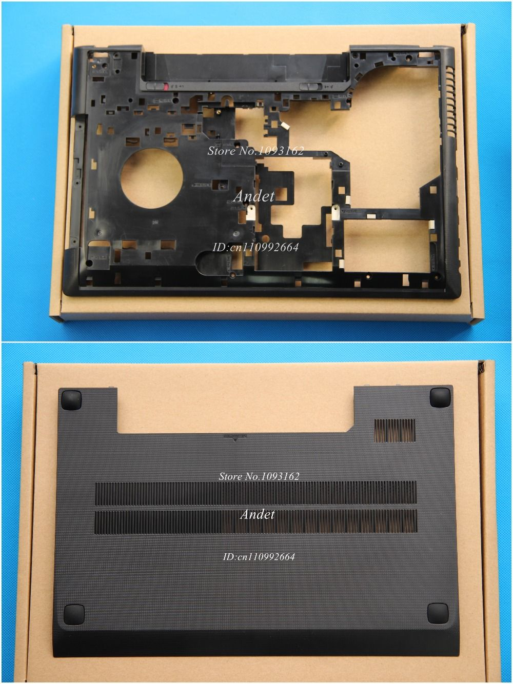 New Original For Lenovo G500 G505 G510 15 6 Base Bottom Cover Lower Case Door Ap0y0000700 Ap0y0000c00 The Originals Lowercase A Laptop Accessories