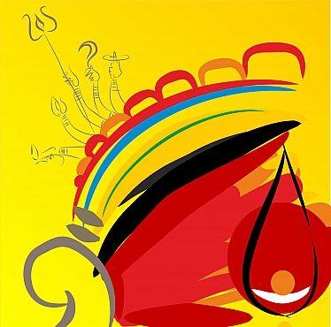 Goddess Durga Modern Art Google Search Modern Art