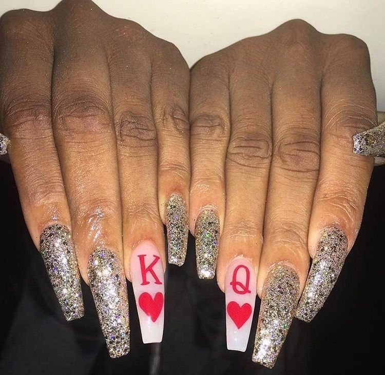 Ombre To Clear Press On Nails Not My Work Pinterest Ariellanita Best Acrylic Nails Gorgeous Nails Instagram Nails