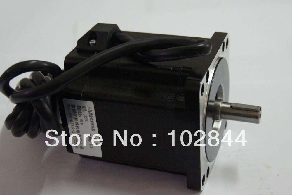 59.88$  Buy here - http://ali4x0.worldwells.pw/go.php?t=1194761514 - 4N.m size 86mm 3phase stepper motor J3910 motor length 97mm