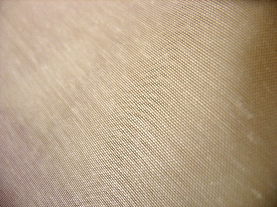 Voile - A sheer fabric, usually cotton or some cotton blend, that is especially lightweight and semitransparent. - Fabric Glossary
