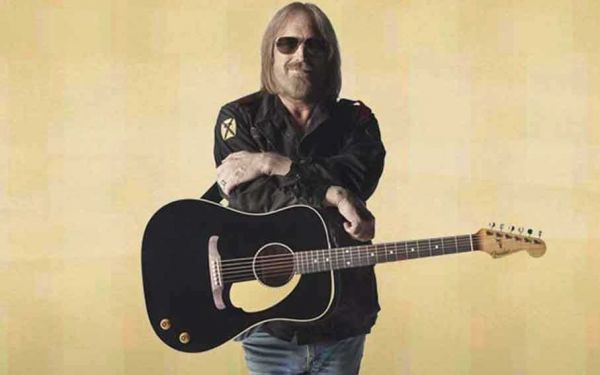 Tom Petty Signature Fender Kingsman Acoustic
