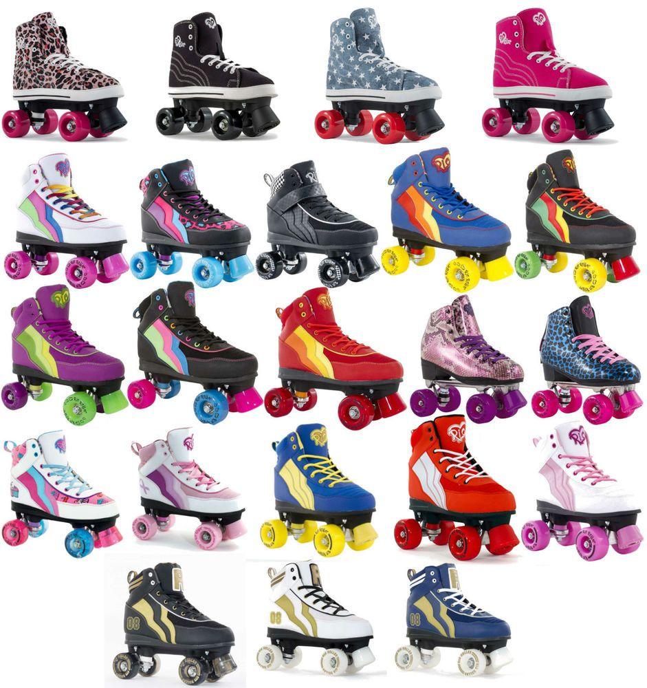 Quad roller skates amazon - Sfr Rio Roller Quad Kids Mens Womens Skates