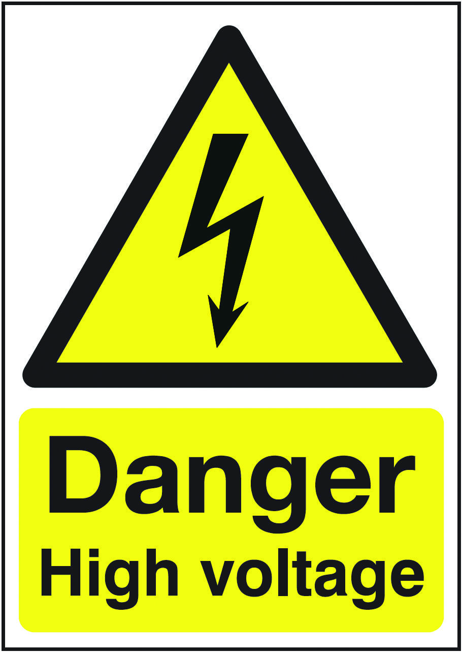 Danger danger high voltage beaverswood identification