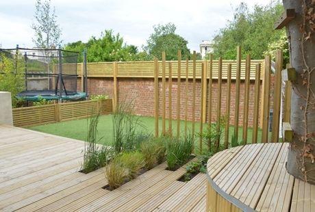Central Brighton Family Garden For Mum And Teenage Boys Child Friendly Garden Family Garden Garden Design