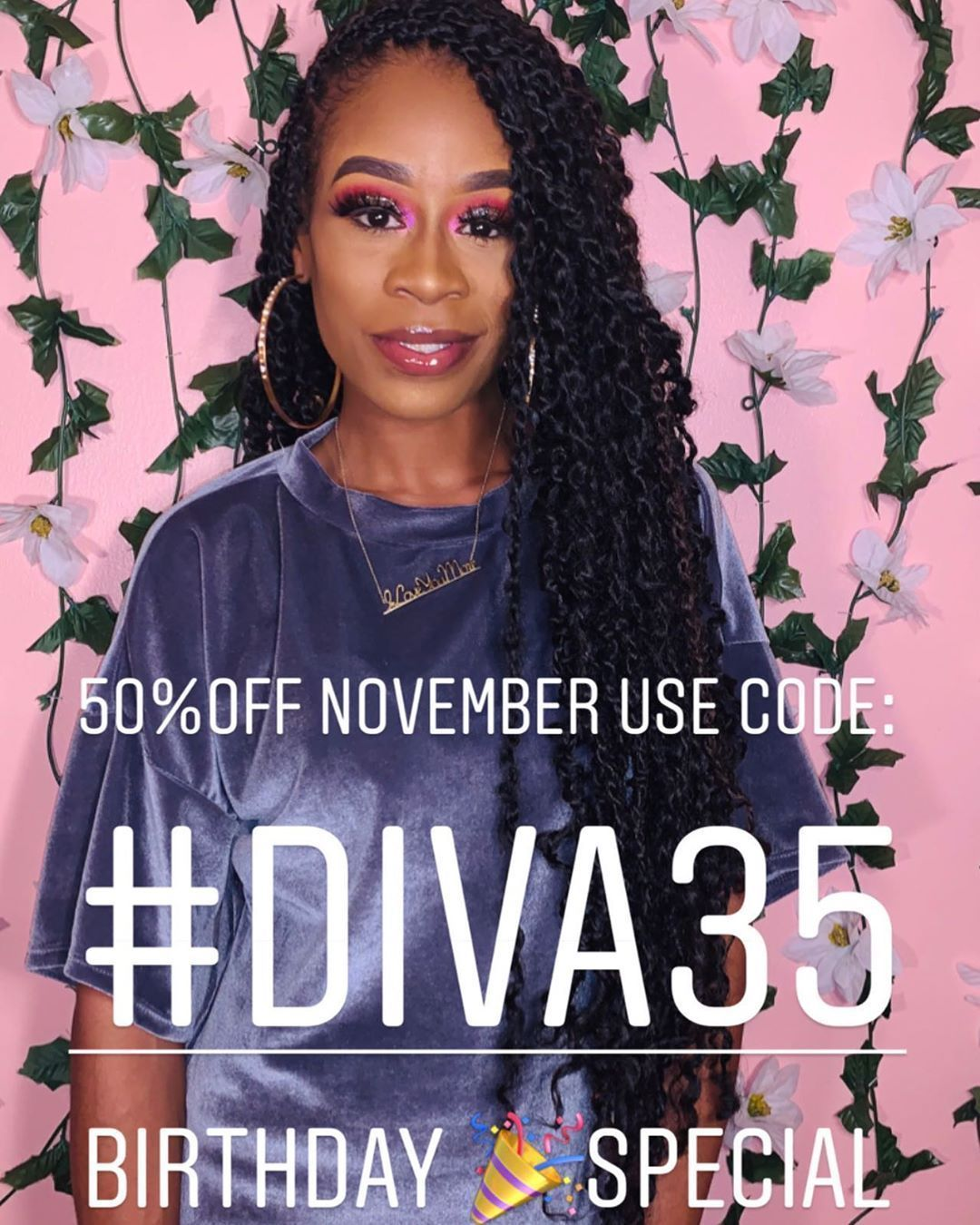 Slots are getting taken quick !!! Have you taken advantage of this #Diva35 Birthday  Special ALL MONTH LONG 50% odd #passiontwists installation  (hair not included)  Dont miss your chance to get slayed by NYCs Passion Twist Killa  #hausofpassion #passiontwistsnyc #passiontwist #protectivehairstyles #explore #instagram #hairad #hairspecial #naturalhair #curlyhair #healthynaturalhair #healthyhair #beauty #mua #blog #sza #4hrs #igers #haironinstagram #haironinsta #passiontwistshairstylelong Slots a #passiontwistshairstylelong