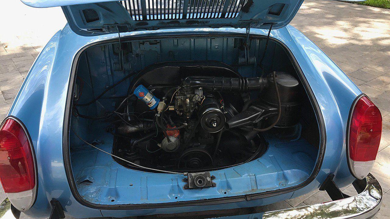1974 Volkswagen Karmann-Ghia for sale 100875767 | Peer | Pinterest ...