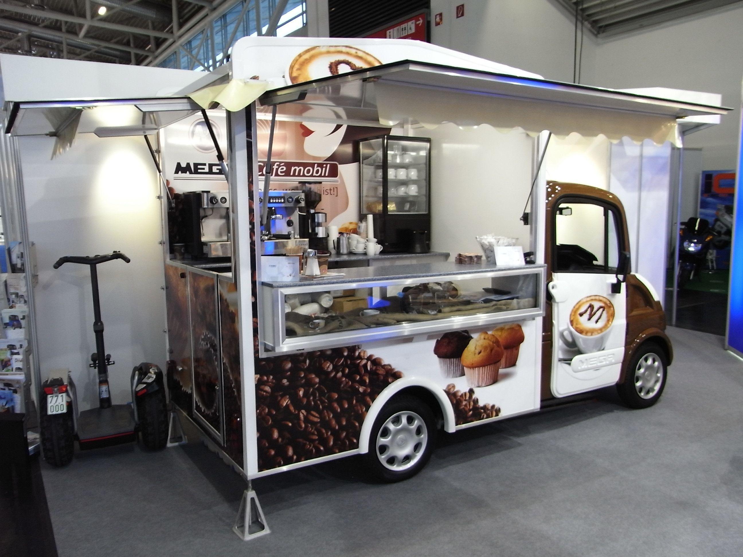 Cafe De Crepe Food Truck