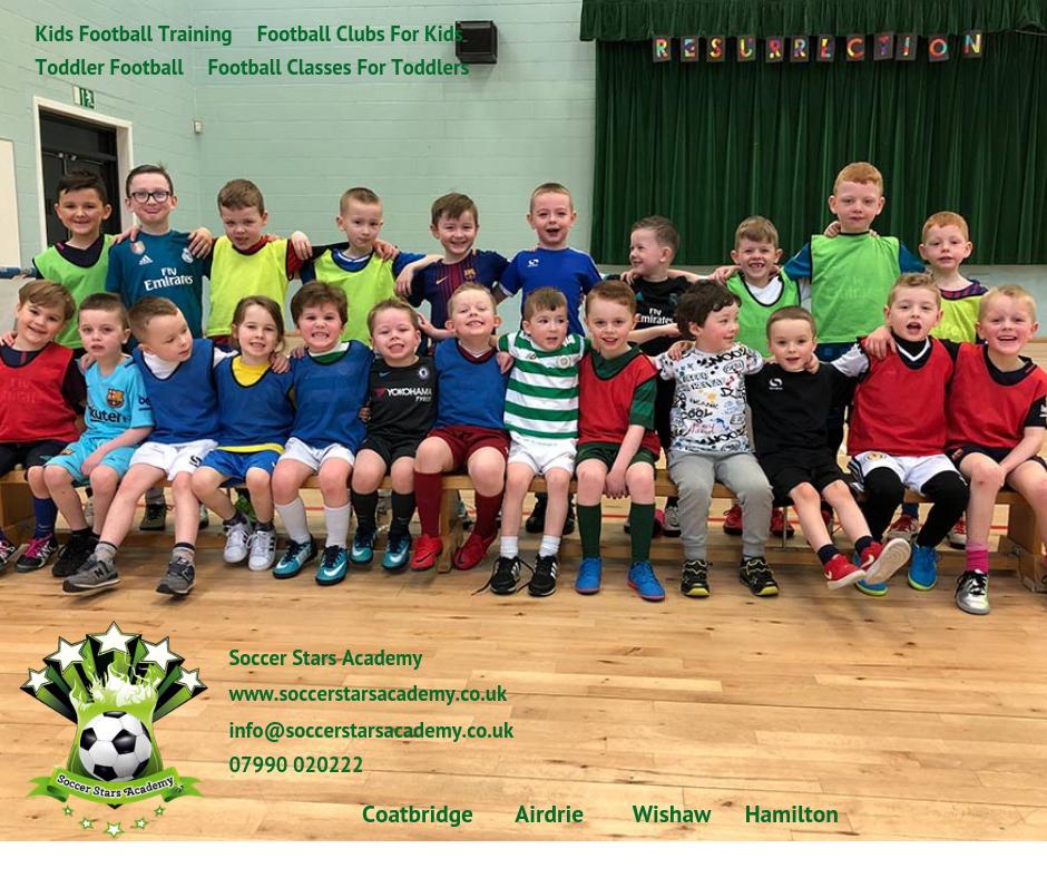 Soccer Stars Academy Bright Stars (3 - 5yrs) £29 00 Per