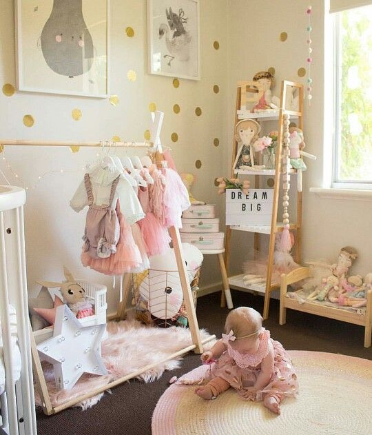 Decorate Your Kids Bedroom Kmart Australia Styling Different Way Of Doing Gold Dots Somewhere In The Middle Two