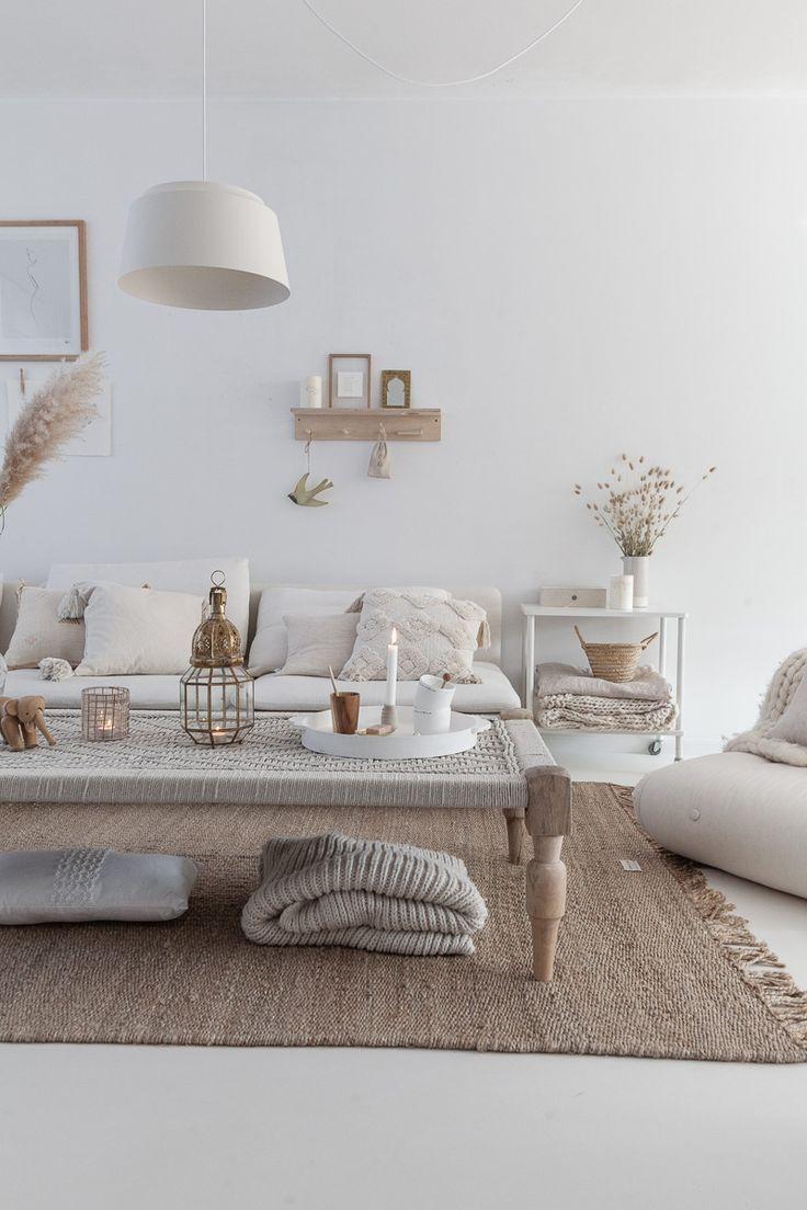 ELLE INTERIEUR: blog interieur & lifestyle #Wohnung farbgestaltung #décorationmaisoncocooning