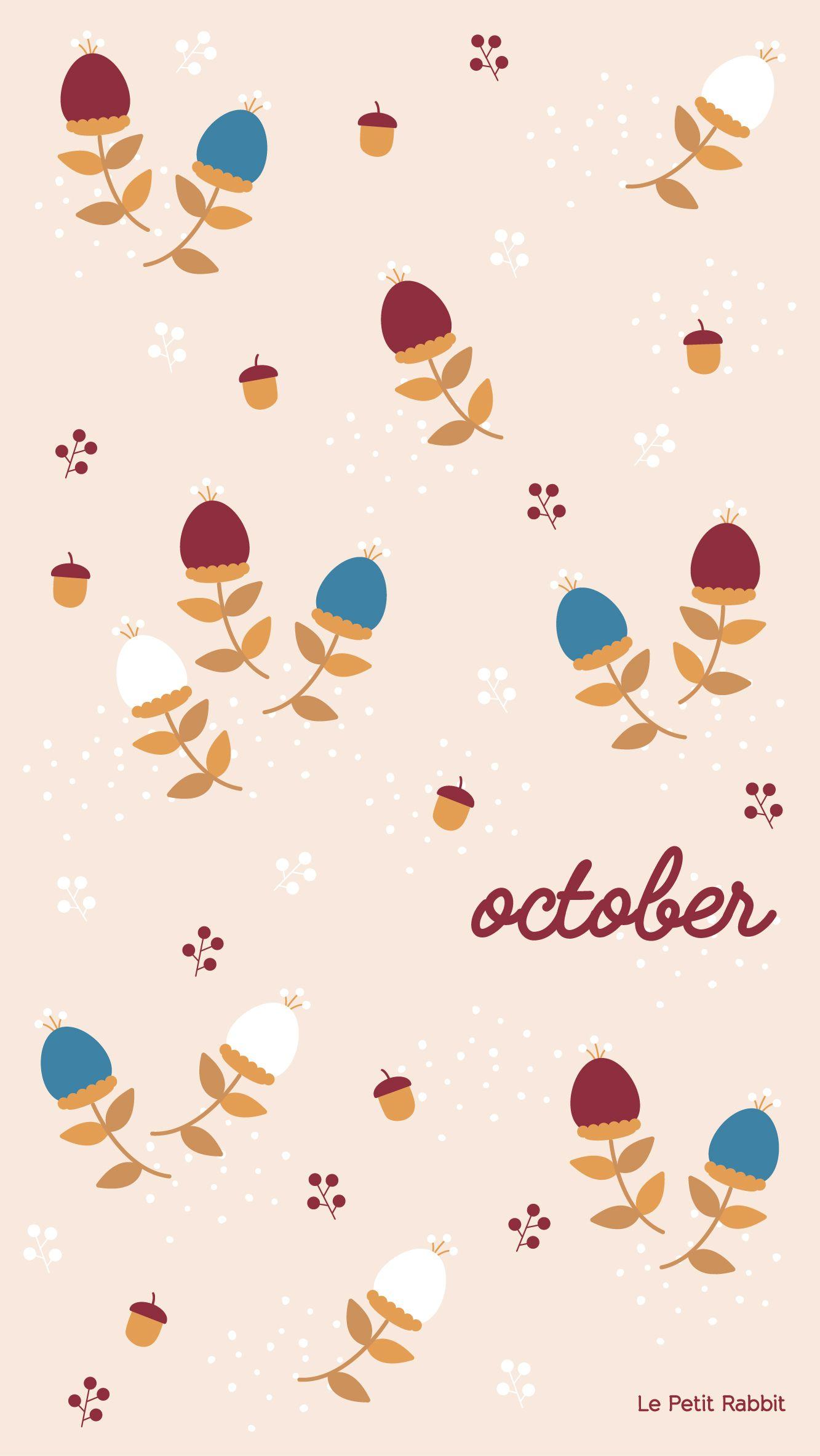October wallpaper iPhone #octoberwallpaperiphone