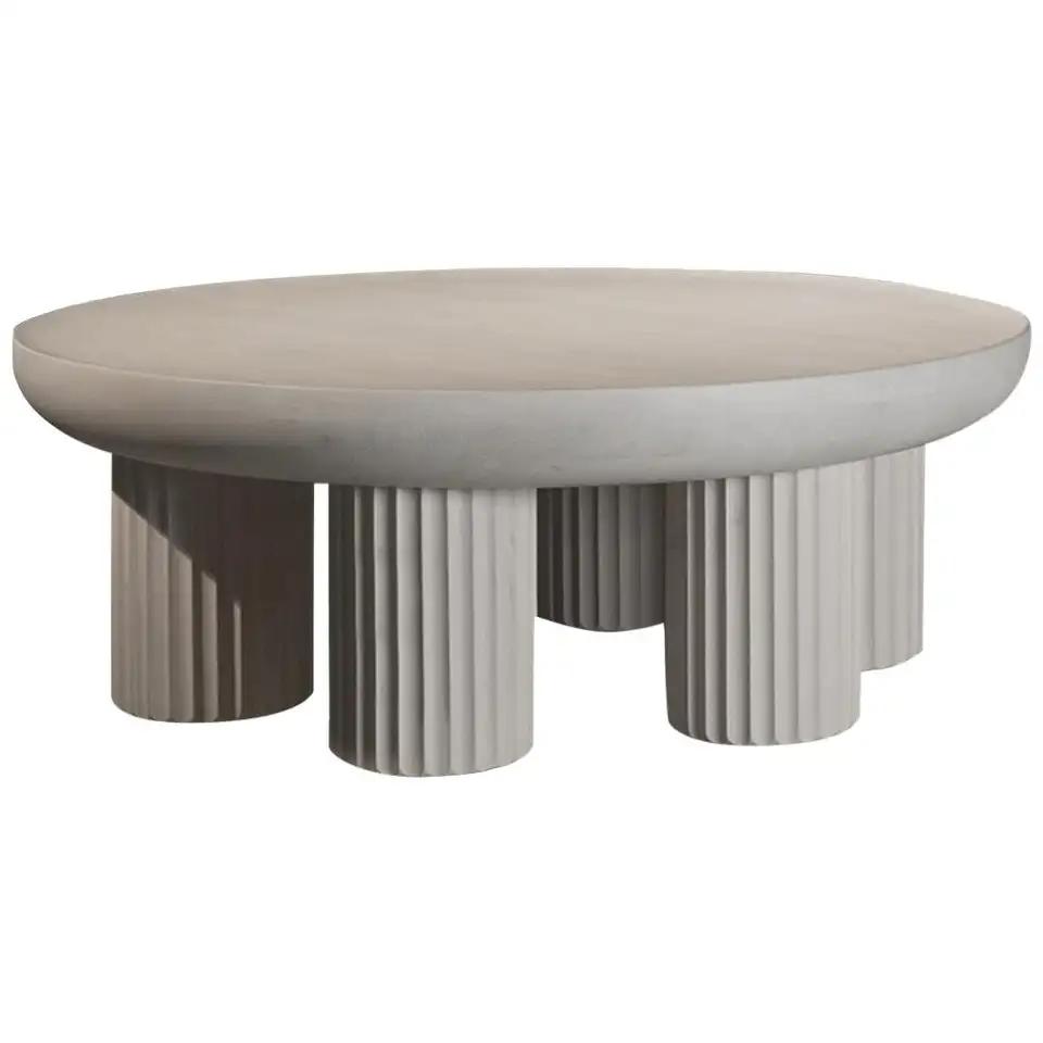 Kalokagathoscontemporary Coffee Table In Wood By Jiri Krejcirik In 2021 Contemporary Coffee Table Contemporary Coffee Table Wood Round Wood Coffee Table [ 960 x 960 Pixel ]