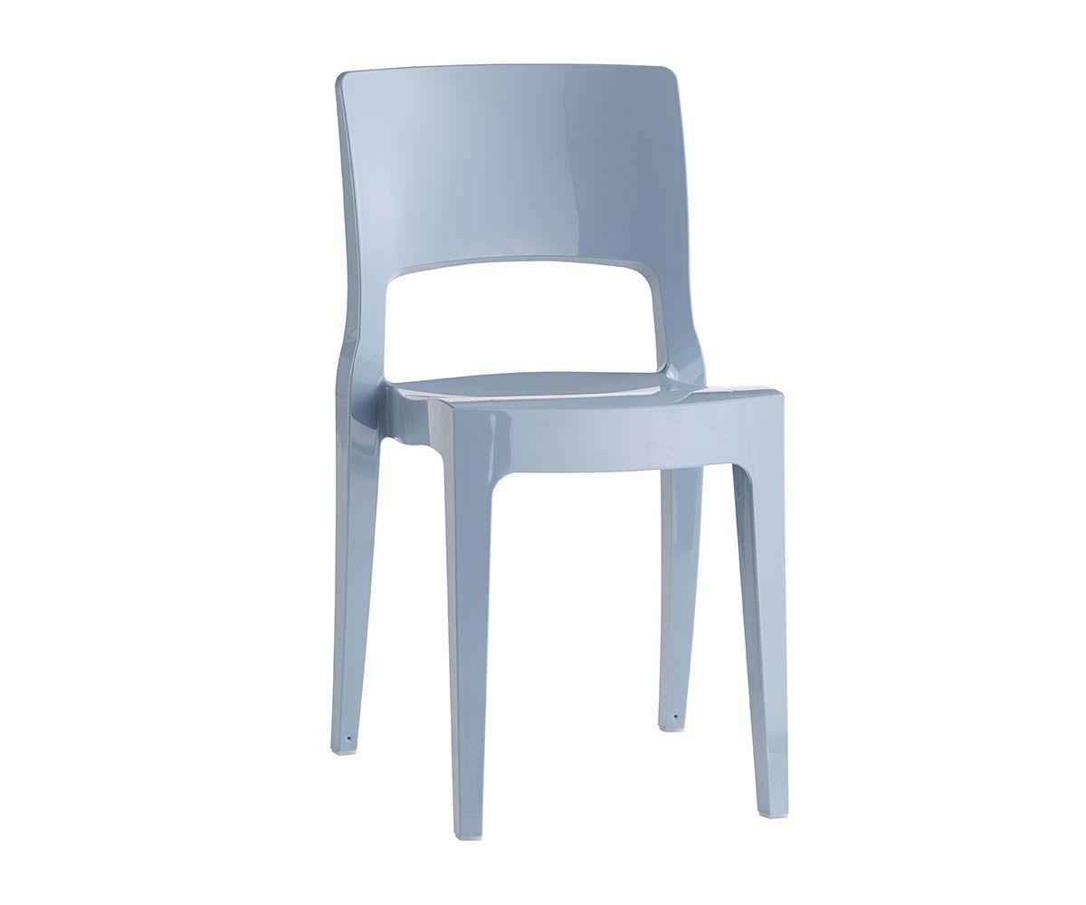 Stackable Plastic Kitchen Chair