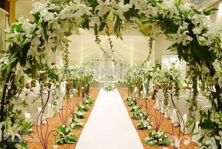 Wedding Lily Arch Flowers Www Annmeyersignatureevents Com Arch